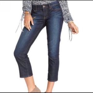 Lucky Brand 12/31 Lola Ankle Crop Jeans